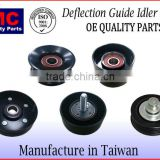 JMSB-PB001 Deflection Guide Idler Pulley for FORESTER IMPREZA LEGACY OUTBACK 73131-AC000 73131-FC000 73131AC000 73131FC000