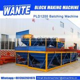 High batching accuracy concrete machinery,concrete batching plant                                                                         Quality Choice
