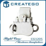 Metal material case latch tool/carry case hardware