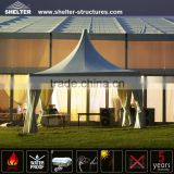 wedding marquee party pole tent