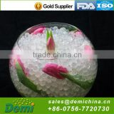 Adsorbent type non toxic water ball