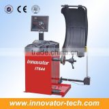 Advanced tyre repair machine for wheel balancing with width guage LCD monitor CE approve model IT644