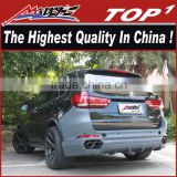 New kits for BMW 2014-2016 X5 F15 HM style body kit for BMW X5 F15