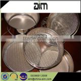 laboratory stainless steel wire mesh test sieve
