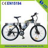2015 hot sale great fat mountain ebike conversion kit A6