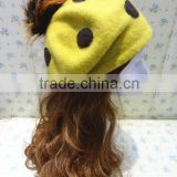 2014 100% wool felt hat bodies with different size and weight ,100% wool felt hat