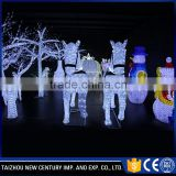 popular 3d holiday led motif rope light