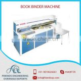 Top Manufacturer Selling Book Binding Machine at Market Price