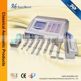 Professional A6 Beauty Salon Equipment Face Lifting Microcurrent(IE & ISO:13485) Hot Sale