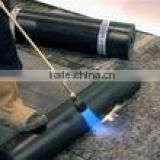 Torch-applied SBS 3mm Membrane,Rubber Roll Roofing Material
