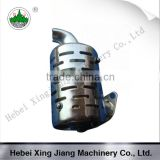 Car exhaust muffler, stainless steel exhaust flexible pipe, engine exhaust bellow