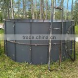 China Puxin Easy to Maintain Household 10m3 Biogas Anaerobic Digester