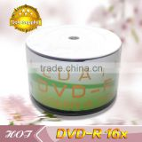 blank disc dvd-r 4.7GB 16x