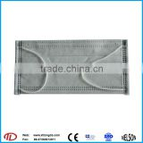 Carbon Filter Disposable Black Surgical Mask
