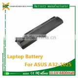 Replacement laptop battery for asus EEE PC 1025 1025C 1025CE 1225 1225B 1225C