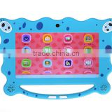2015 New arrival most useful lovely kids tablet support 802.11b/g/n B