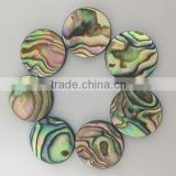 Fancy cut abalone/paua shell findings/accessories/components/carving for jewelry setting