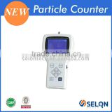 SELON AIRBORNE PARTICLE COUNTER, AIR PARTICLE COUNTER, DUST PARTICLE COUNTER