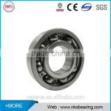 Single row ball bearing plate compression testing equipment 6205 Deep groove ball bearing