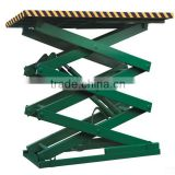 Hydraulic scissor lift platform , scissor lifting platform ,lift table moveable/stationary