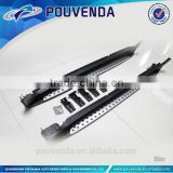 High Quality Aluminium Alloy Running Board for 2013+ Sportage-R side step Auto accessories from pouvenda