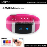 Bluetooth activity tracker pulse heart rate monitor wristband heart rate sensor