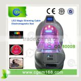 CG-8000B Led infrared ray light wave shock wave slimming machine for salon use