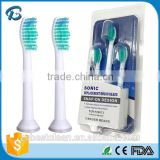 China wholesale cheap custom design electric toothbrush head packaging HX6013, HX6014 for Philips