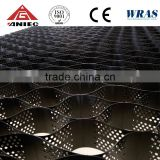 geocell/geogrid for retaining wall or dam Introduction Plastic pp pe geocell/geogrid for sale
