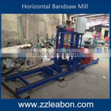 "27"" Wood Band Saw Horizontal Timber Sawing Machine Band Saw Cutting Machine for Wood"
