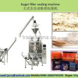 Auger filler bags forming machine