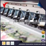 YESUN automatic clothes label flex printing machine digital flexo printing machine