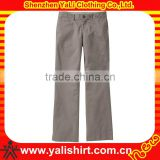 boot cut khakis and co women pants
