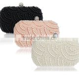 R0024H China manufacturer good quality beaded evening clutch bags