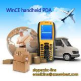Handheld pda Terminal with 1D Barcode scanner and RFID reader wifi