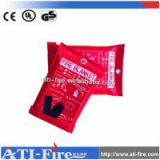 Safety glassfiber fire blanket
