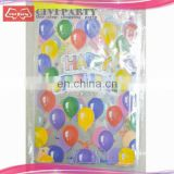 custom printed candy plastic bags fluting paper carrier packaging poly bag