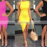 Fashion Sexy Women's Lady Summer Casual Bandage Bodycon Evening Party Cocktail Short Mini Dress