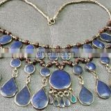 Afghan Special Lapis Necklace