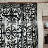 Cheap nice price high quality best seller cotton curtains