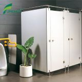 Water Resistant HPL Shower Cubicle for Gym