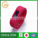 2016 Latest Custom-Made Silicone Wristband Factory Direct Price Colorful Wrist Band Smart Bracelet