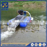 Mini gold dredge river sand gold dredging equipment