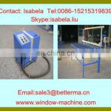 Hot melt glue spreader machine for insulating glass / Hot melt glue machine for insulating glass production line (RDJ-B)