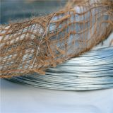 Galvanized construction building wire