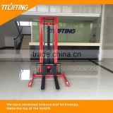 Made in China Semi Electric Walkie Stacker