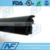 EPDM or Silicone waterproof refrigerator truck door seal