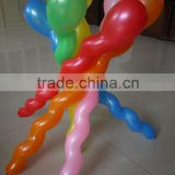 wholesale screw balloon twist balloon for kids, party, wedding
