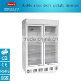 Refrigerator stand for display ,commercial use open showcases