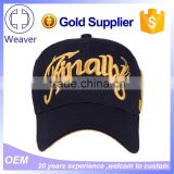 High Quality 3D Embroidery Custom Cotton Curve Brim Baseball Cap and Hat                                                                         Quality Choice